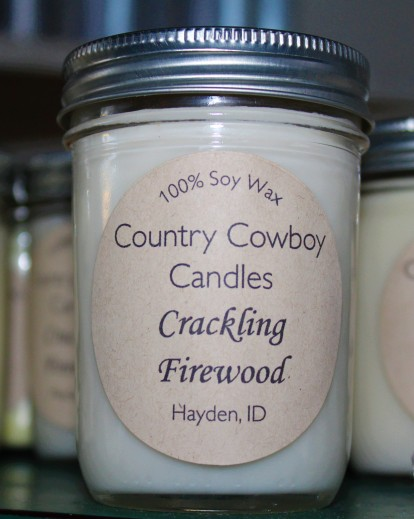 Crackling Firewood picture